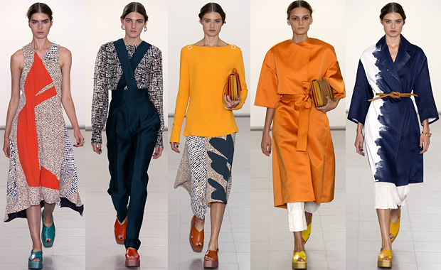 Paul Smith London Fashion Week SS16 Review