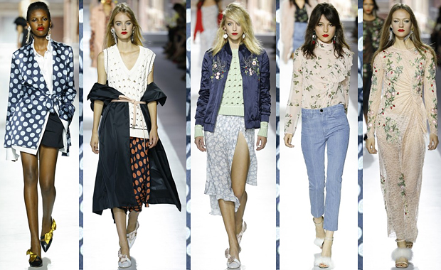 Topshop UNIQUE London Fashion Week SS16 Review