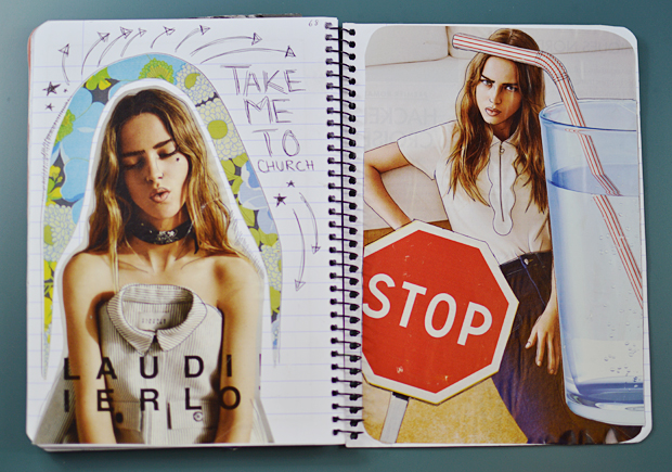 How To Make A Scrapbook - Scrap Social - Fashion Inspiration
