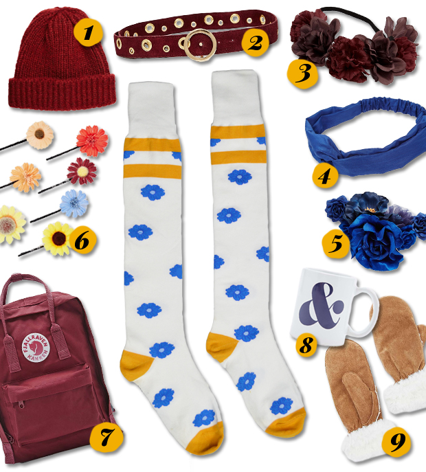 Christmas Gift Guide and Give-Away - Mooi en Lief by Tolly Dolly Posh - ASOS Urban Outfitters
