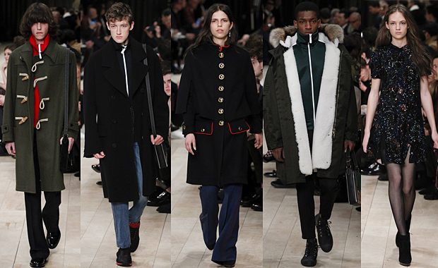 Burberry Menswear Collections Autumn Winter 16' Review