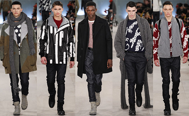 Christopher Raeburn Menswear Collections Autumn Winter 16' Review