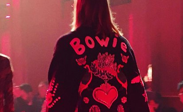 Gucci Menswear Collections Autumn Winter 16' Review - Bowie Tribute
