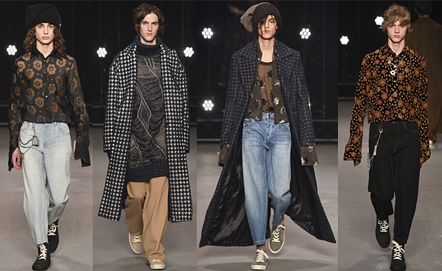 TOPSHOP Menswear Collections Autumn Winter 16' Review