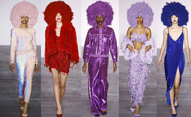 ASHISH AW16 London Fashion Week Review