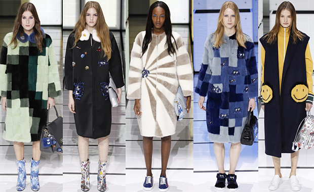 Anya Hindmarch AW16 London Fashion Week Review