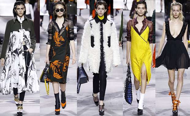 Mulberry AW16 London Fashion Week Review