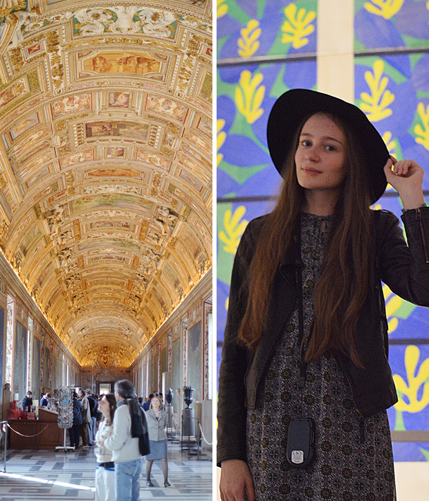 What To Wear in Rome - Lifestyle OOTD Photography
