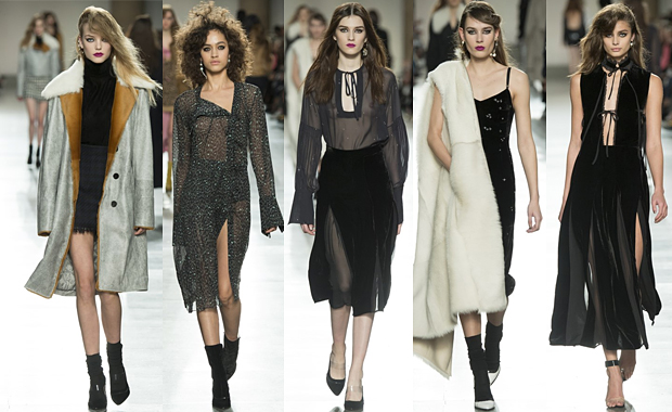 Topshop UNIQUE AW16 London Fashion Week Review