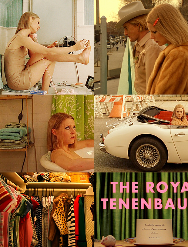 How To Incorporate ART & Film Into Outfits & Personal Style - Wes Anderson The Royal Tenenbaums