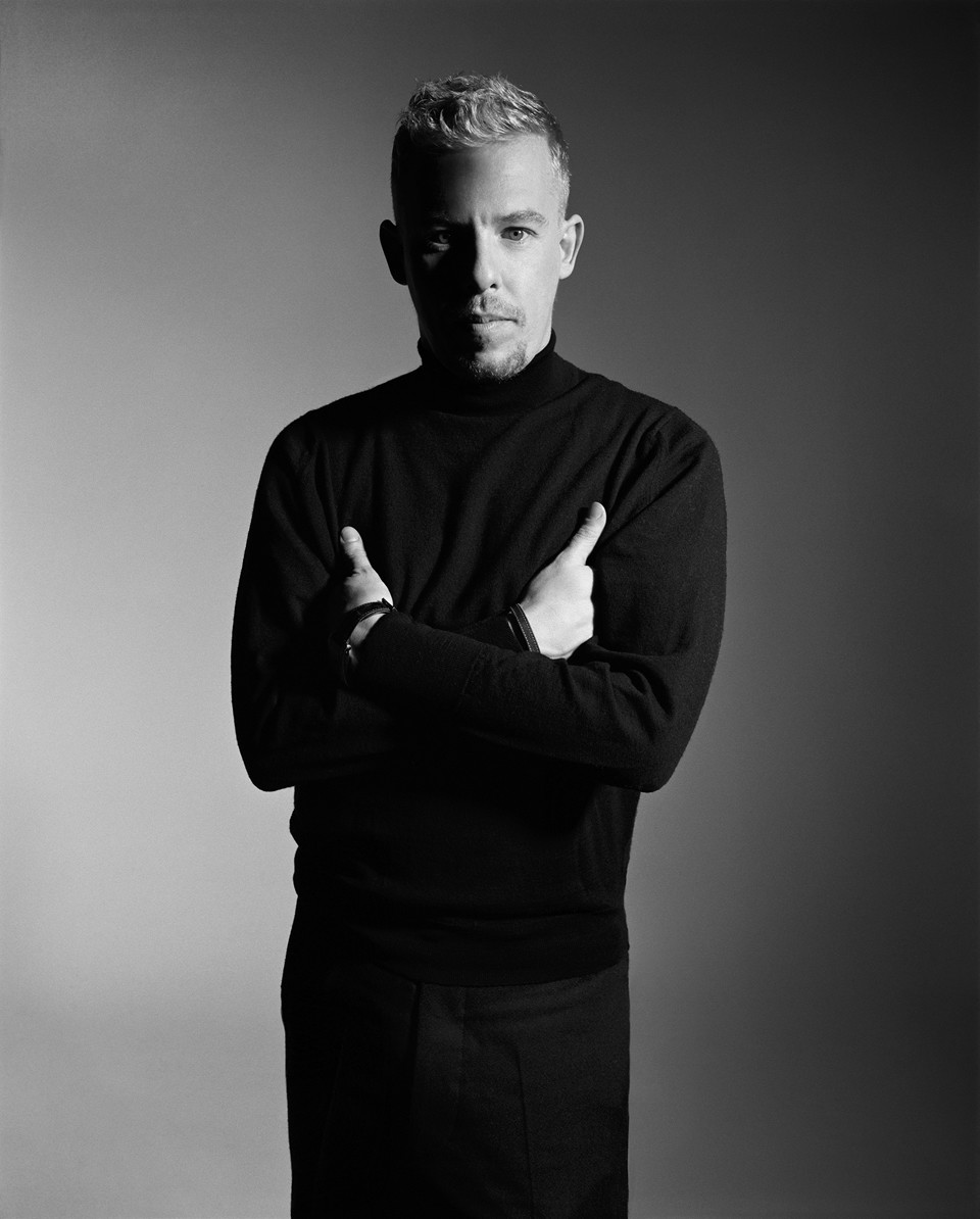 © Rankin Photography Alexander McQueen Portrait - Interview with Rankin
