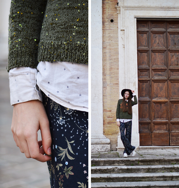 My Style OOTD - River Island ASOS Vagabond - Valentino Inspired Trousers