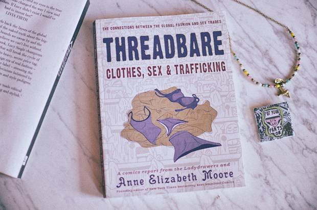 threadbare by anne elizabeth moore review - feminist fast fashion