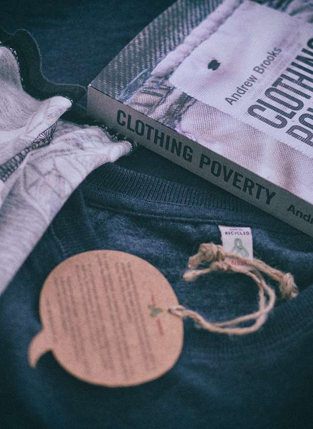 learning about ethical fashion - raising awareness - clothing poverty by andrew brooks
