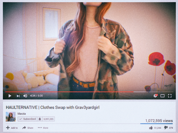 Fashion Revolution & the Issue with Youtube Haul Videos - Marzia Haulternative