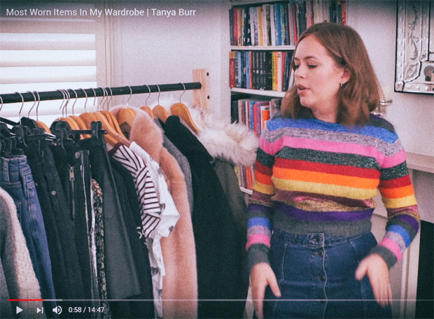 Fashion Revolution & the Issue with Youtube Haul Videos - Tanya Burr Most Worn Items