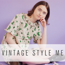 vintage style me