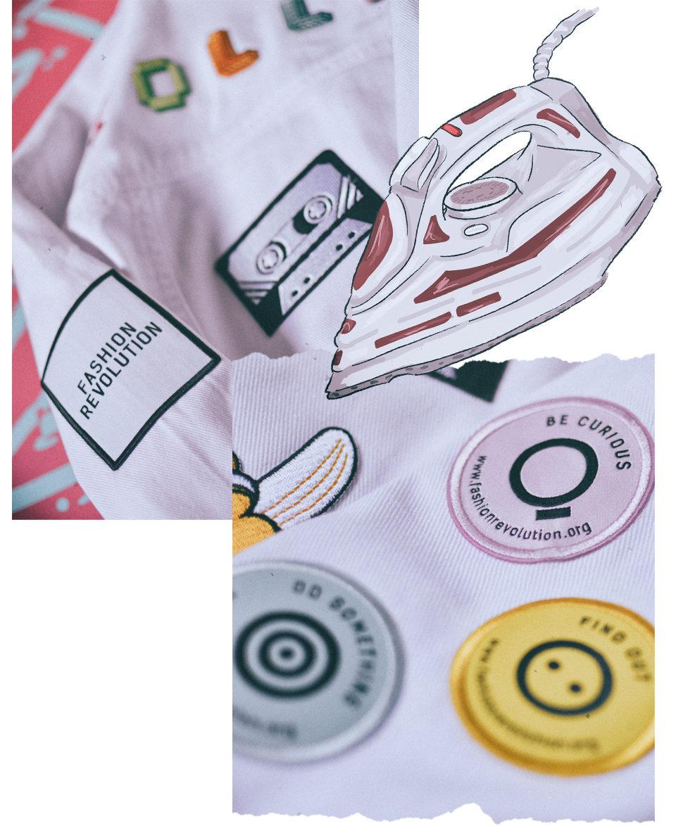 Super Easy DIY Fashion Fix Ideas - Fashion Revolution 2017
