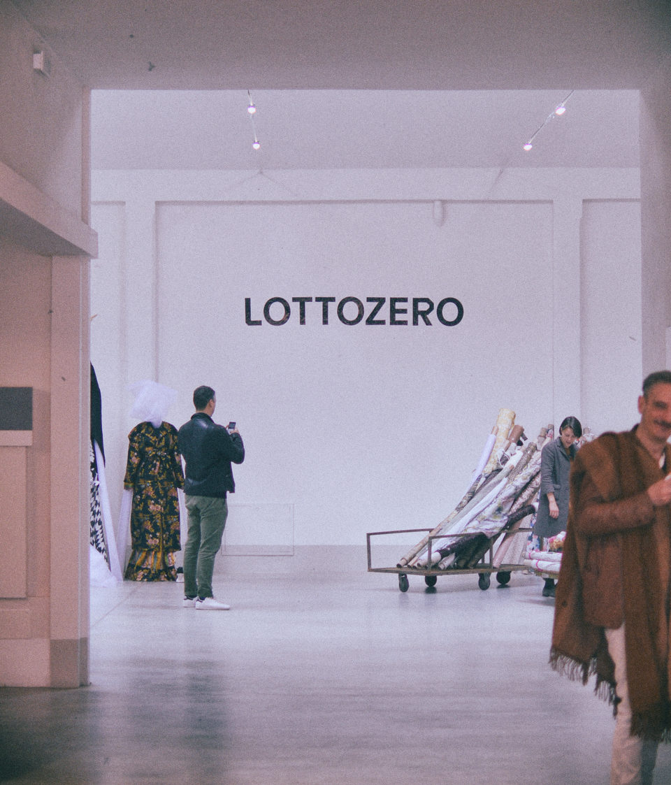fashion revolution event italy - lottozero textiles prato