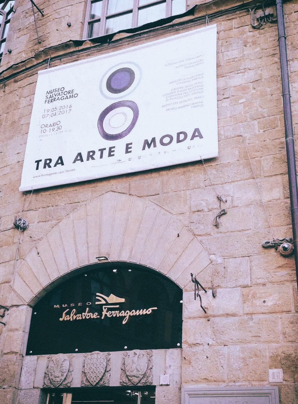 Salvatore Ferragamo Museum in Florence, Italy