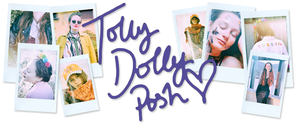 Tolly Dolly Posh Fashion