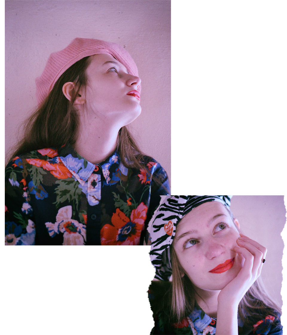 MAKESMTHNG Week with Greenpeace & Fashion Revolution: DIY Beret