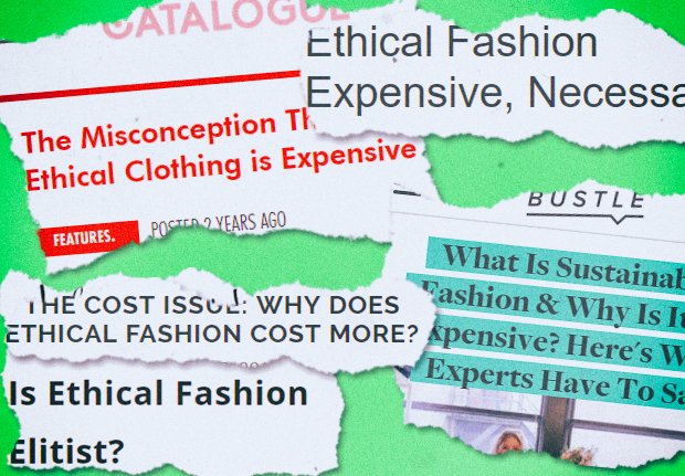 Why Is Ethical Fashion Expensive