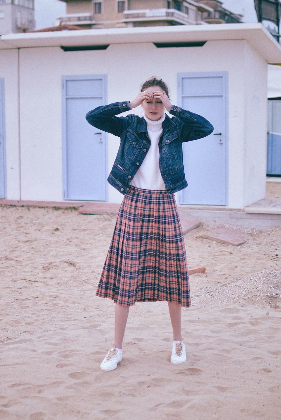 dae7d0f17003 Fast-fashion Greenwashing Q A - Charity shop outfit ideas